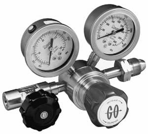 GO Regulator CYL-21 Series Pressure Regulators