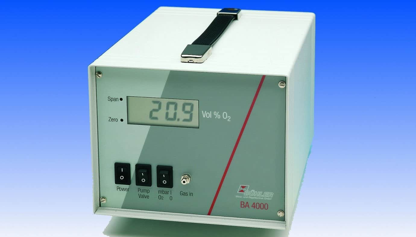 Buhler BA4000 Injection