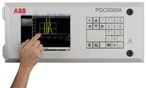ABB PGC-5000 touch screen