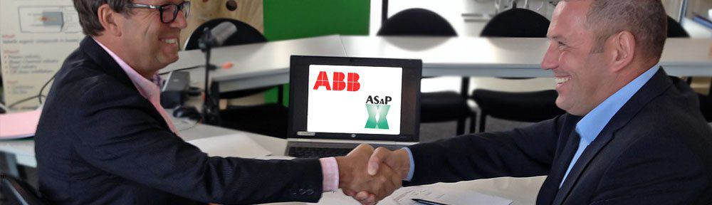 ABB Measurement Products Benelux signs Distribution Agreement with Analytical Solutions and Products B.V.