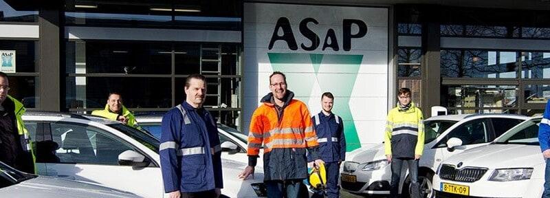 ASaP service team