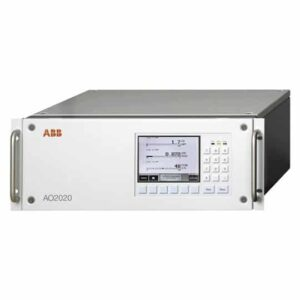 ABB Advance Optima Integrated analyzer system AO2020