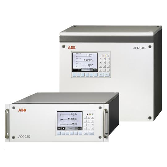 ABB Advance Optima Integrated analyzer system solution