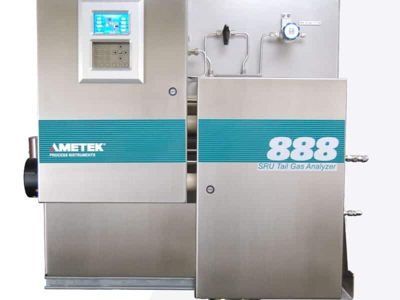 Ametek Model 888 Sulfur Recovery Tail Gas Analyzer