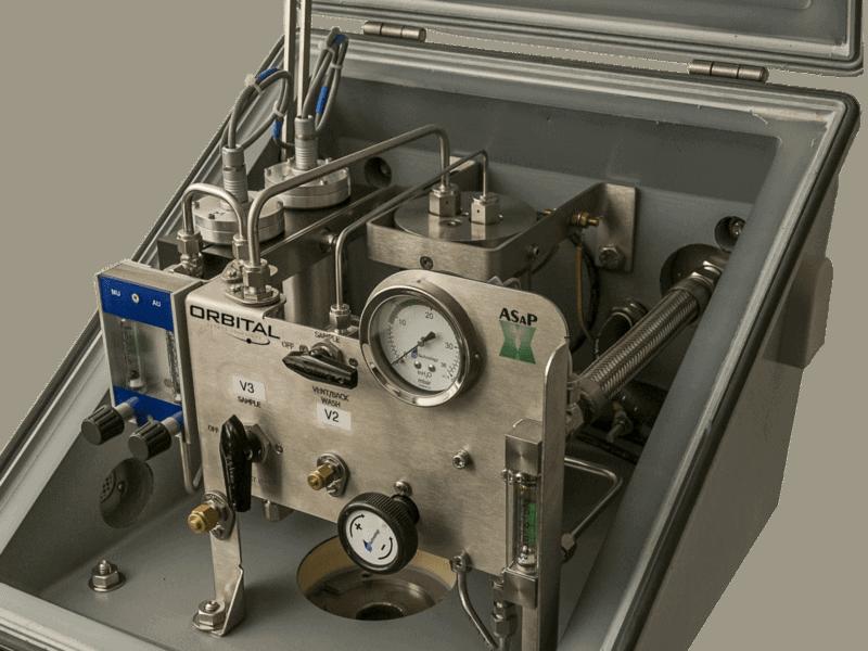 Orbital GasPT2 Natural Gas Properties Transmitter BTU analyzer