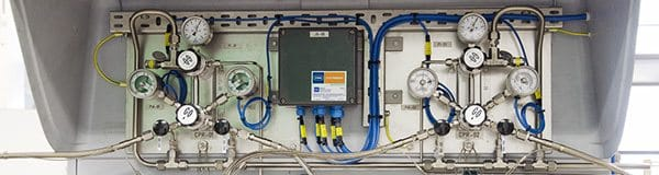 E.ON: installation of Orbital GasPT2 BTU analyzer and ABB NGC8206 gas chromatograph