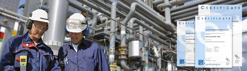 ASaP is ISO 9001 certified