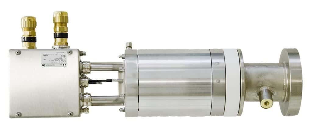 Phazer - LNG Probe-Vaporizer for accurate LNG samples photo 2