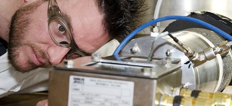 ASaP Phazer LNG Probe Vaporizer Scientist