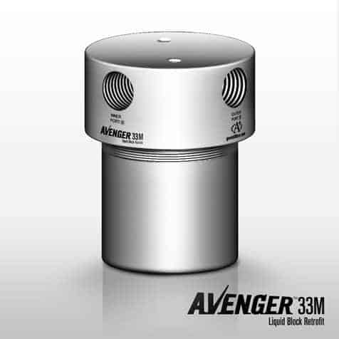 A+ Corporation Avenger Model 33M Particulate Coalescing Filter