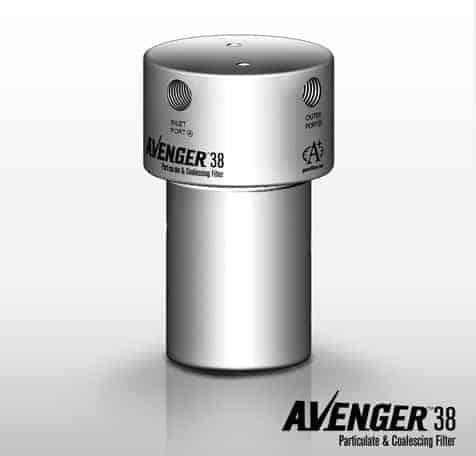 A+ Avenger 38 Particulate Coalescing Filter