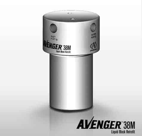 A+ Avenger 38M Particulate Coalescing Filter