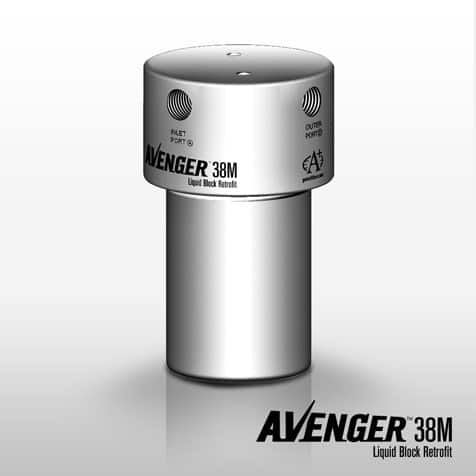 Particulate Coalescing Filter – A+ Avenger Model 38M