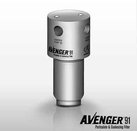 A+ Avenger 91 Particulate Coalescing Filter