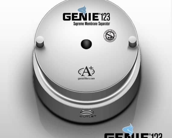 A+ Corporation Genie Supreme Model 123 Membrane Separator