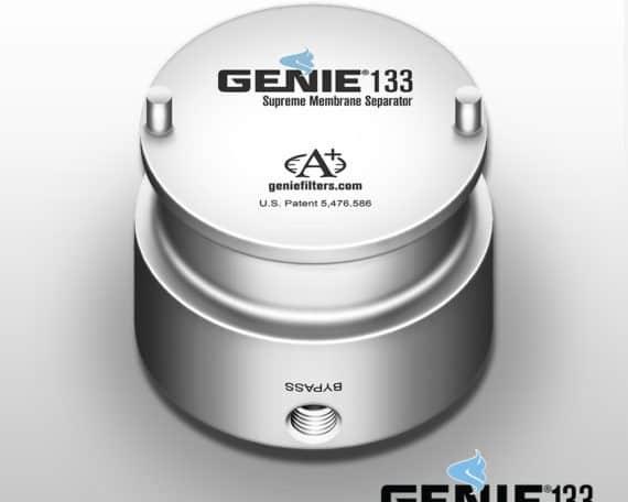 A+ Corporation Genie Supreme Model 133 Membrane Separator