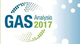 GAS Analysis 2017: Symposium and exhibition for gas analysis