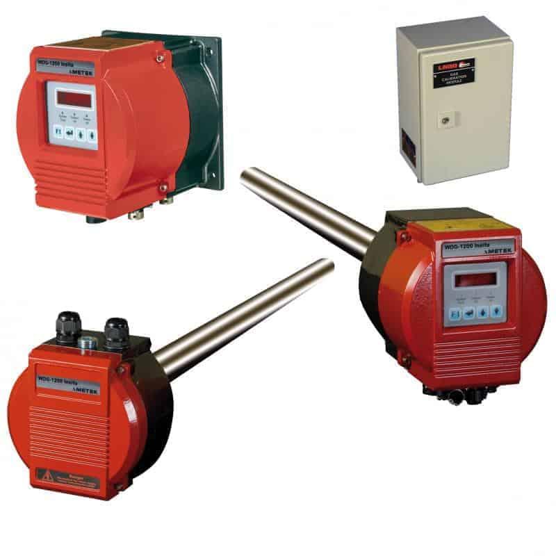 Flue gas oxygen analyzers: WDG 1200 / 1210 / INSITU