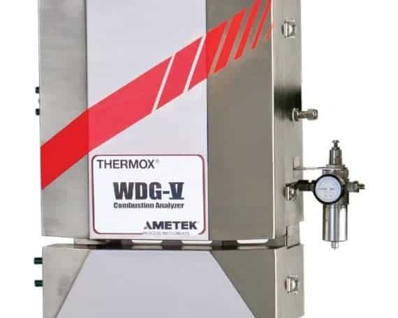 Ametek Thermox WDG-V Combustion Analyzer