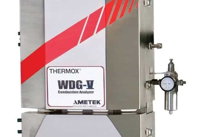 Ametek Thermox WDG-V Combustion Analyzer
