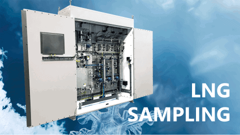 ASaP Phazer & LNG Sampler System; the winning combination! LNG sampler