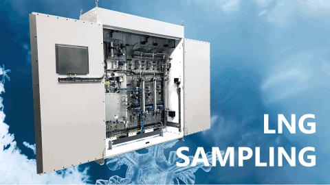 ASaP Phazer & LNG Sampler System; the winning combination! LNG sampler