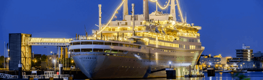 ASaP Past Present Future Event SS Rotterdam