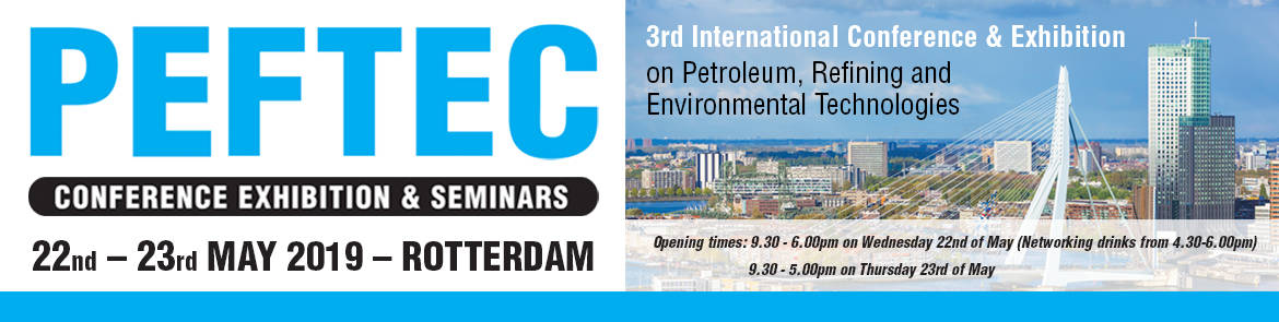 PEFTEC 2019 – Process analysis within the petroleum industry