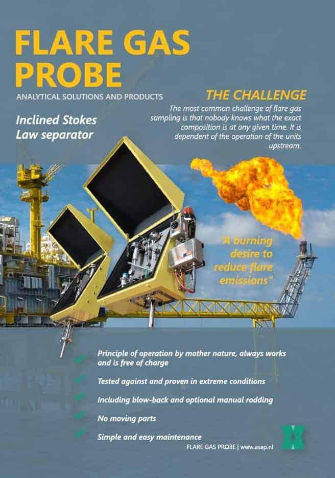 Flare Gas Probe PDF brochure