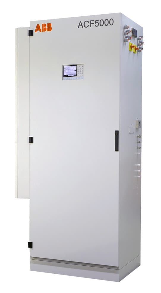 ABB ACF5000 CEMS analyzer - CEMS - Continuous Emission Monitoring System