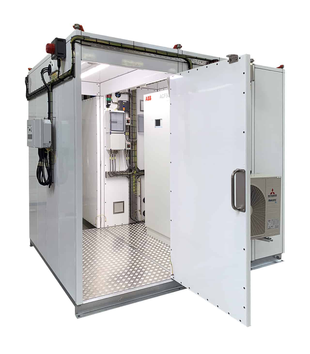 CEMS – Continuous Emission Monitoring System – ABB ACF5000