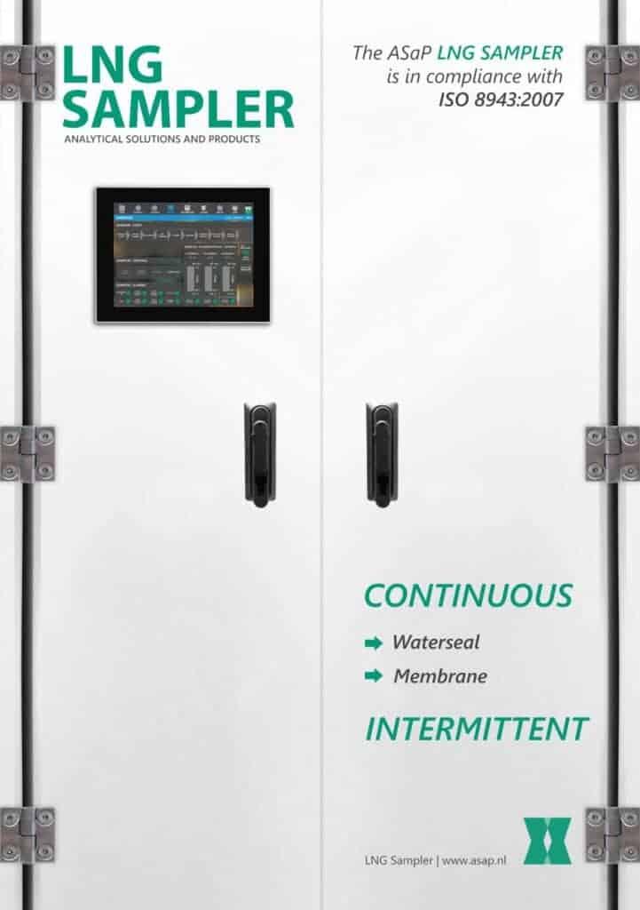 ASaP LNG Sampler System brochure